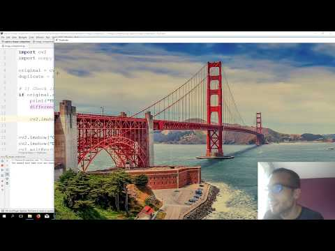 Check if two images are equal with Opencv and Python - Pysource