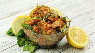 Хе из рыбы по-корейски - Рецепты от Со Вкусом