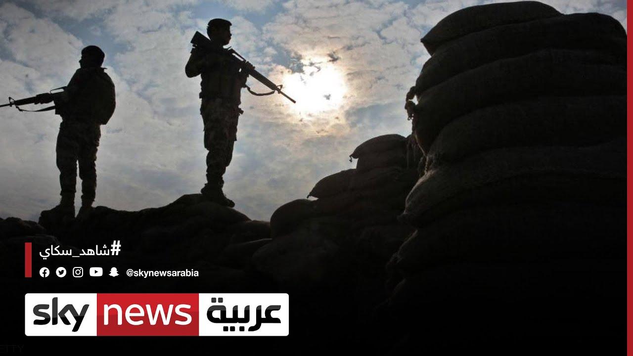 العراق: داعش استغل سجناء عراقيين في اختبار أسلحة كيماوية  - نشر قبل 11 ساعة