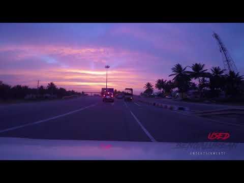 GoProHero 5 || Raw footage || Sunset Time lapse  || NH - 75