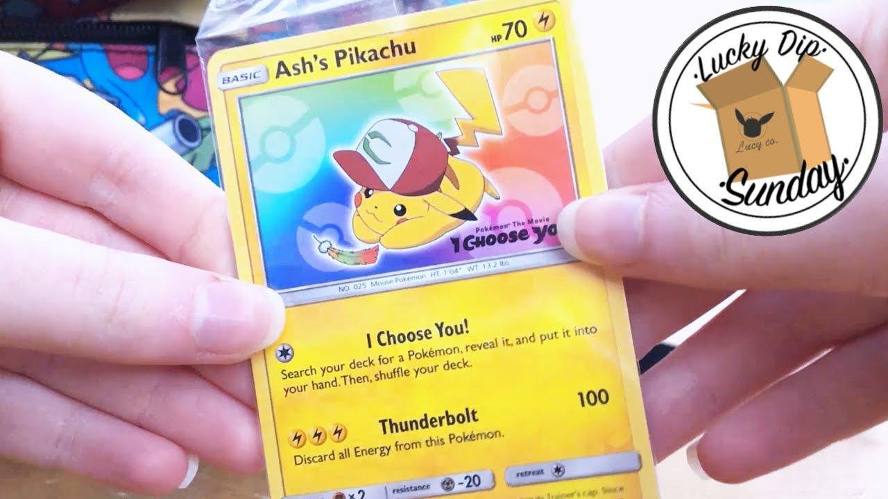 ash s pikachu card lds 93 youtube