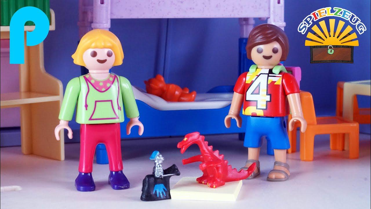 Buntes kinderzimmer 5306 f r romatisches puppenhaus for Kinderzimmer playmobil