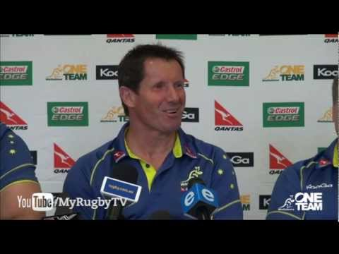 Deans, Sharpe and Blades Face Media Ahead of Pretoria Test