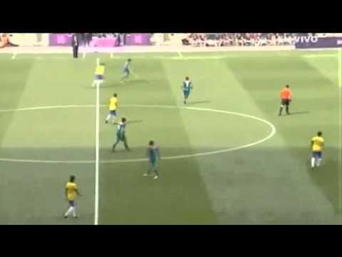 Mexico vs Brasil Final Londres 2012 [T.V Azteca]