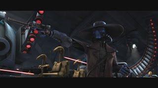 star wars the clone wars ahsoka anakin clones vs cad bane droids 1080p