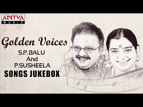 Golden Voices - S.P.Balu & Pla Telugu Hit Songs ► Jukebox