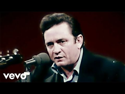 Johnny Cash - A Boy Named Sue (Live Video)