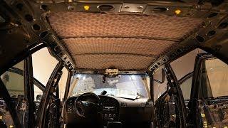 Полная шумоизоляция автомобиля Saab 9-5 универсал