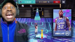 APRIL FOOLS Update & Pack Opening! (101 OVR SHAQ) NBA Live Mobile 19 Season 3 Ep. 72