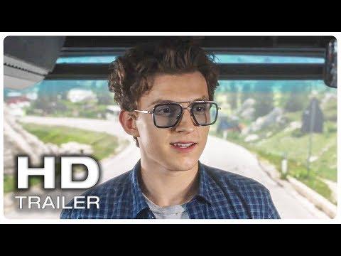SPIDER MAN FAR FROM HOME Peter Parker as Tony Stark Trailer #2 (NEW 2019) Superhero Movie HD