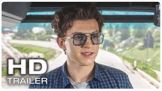 SPIDER MAN FAR FROM HOME Peter Parker as Tony Stark Trailer #2 (NEW 2019) Superhero Movie HD