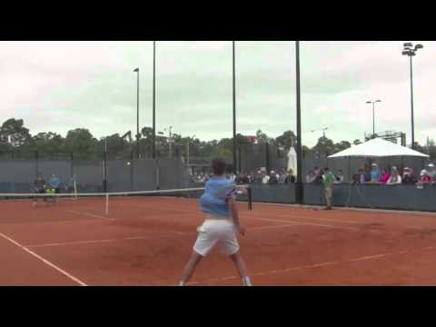Toni Nadal Clay Court Coaching - Opening the Court