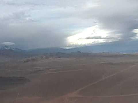 Paragliding Tow Las Vegas Jean Dry Lake 2-22-09
