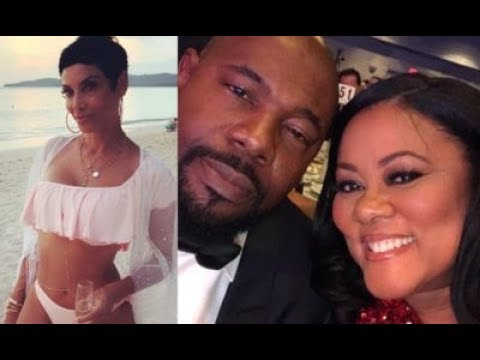 Shay Diddy - Nicole Murphy Caught Kissing MARRIED Director In Italy!