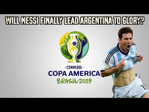 Can Messi Finally Lead Argentina to Glory? | Copa America 2019