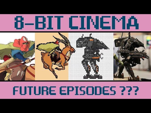 8-Bit Cinema Behind the Scenes: Sneak Peek at Future Episodes!