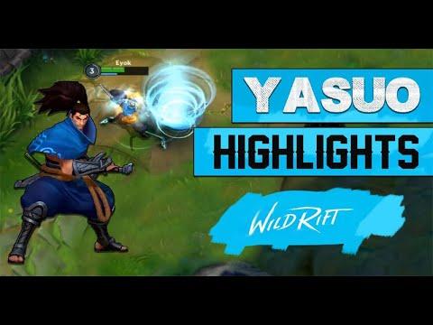 LMHT Tốc Chiến | Yasuo lả lướt pk cực gắt, highlight yasuo | Asta Gaming #Shorts