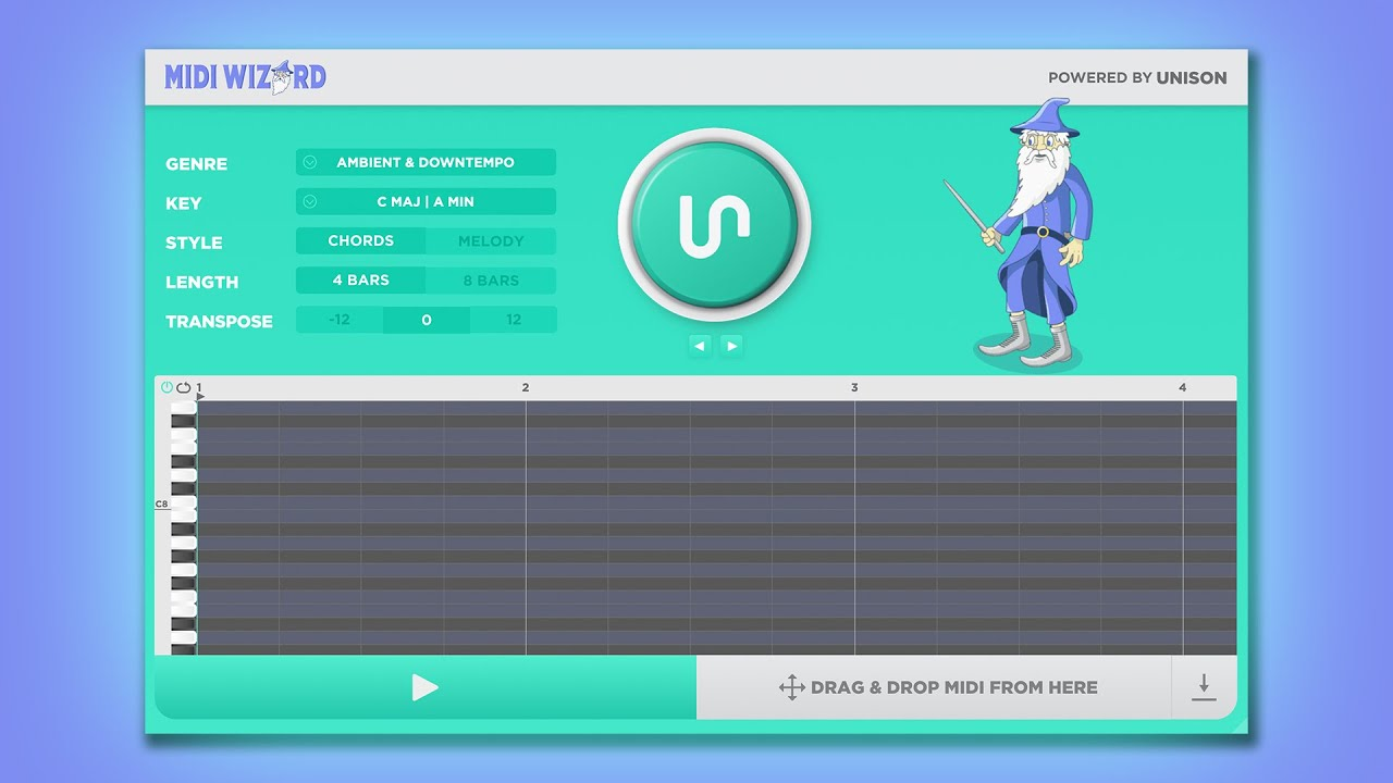 The Unison MIDI Wizard Is Out Now 🧙♂️