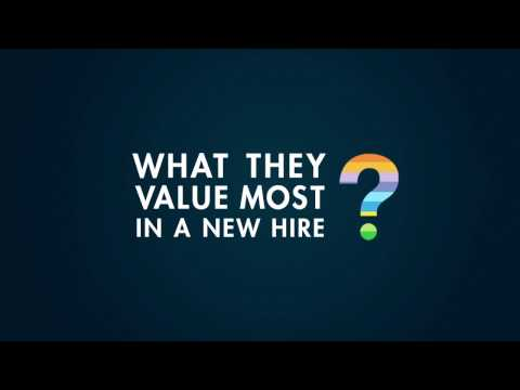 George Brown College - We Know What Employers Value Most