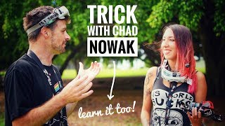 """FPV TRICK LESSON w/ CHAD NOWAK (How to """"Look Behind"""")"""