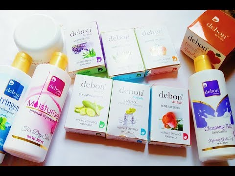 My 7 Day Skincare Challenge Ft. Debon Herbals And A Huge Giveaway   Airene Guha