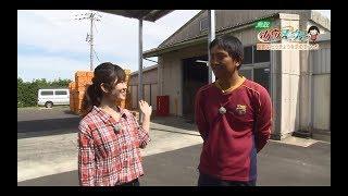 鳥取県北栄町でらっきょうを栽培している森本充裕さん。らっきょうを生...