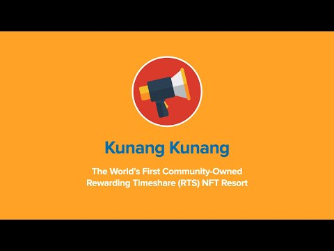 Let's buy up Asia with this crypto Real Estate: Kunang Kunang RTS-NFT and How Does It Work?