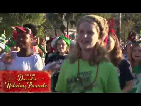 Dunedin Christmas Parade 2019 2018 City of Dunedin Holiday Parade   YouTube