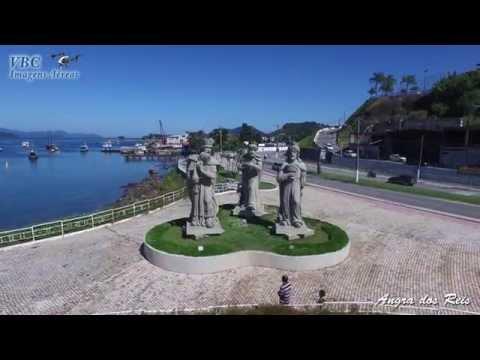 🌴Angra dos Reis🌴 ►06 Pontos Turísticos Vol.1
