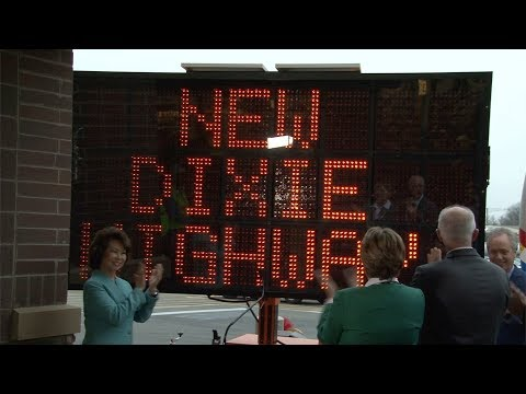 Access Louisville: Dixie Highway Construction Launch @SecElaineChao @repJohnYarmuth @NewDixieHighway