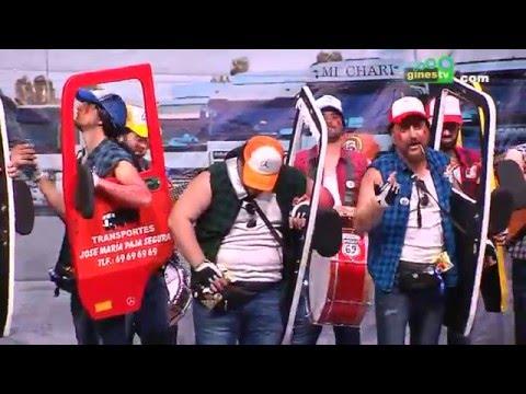 Los del carga y vete. Carnaval de Gines 2016 (Gran Final)