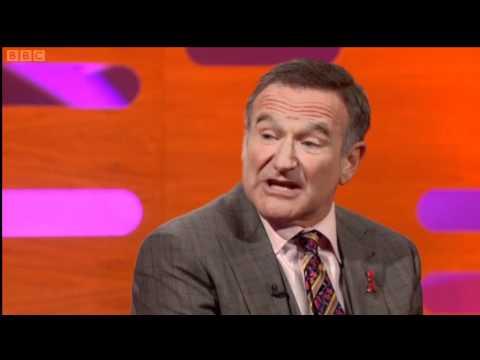 Robin Williams discussing Michael Jackson on Propofol (The Graham Norton Show)