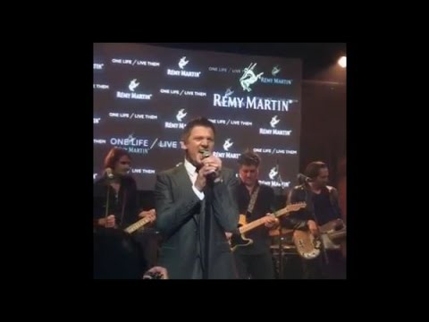 Jeremy Renner Singing Compilation