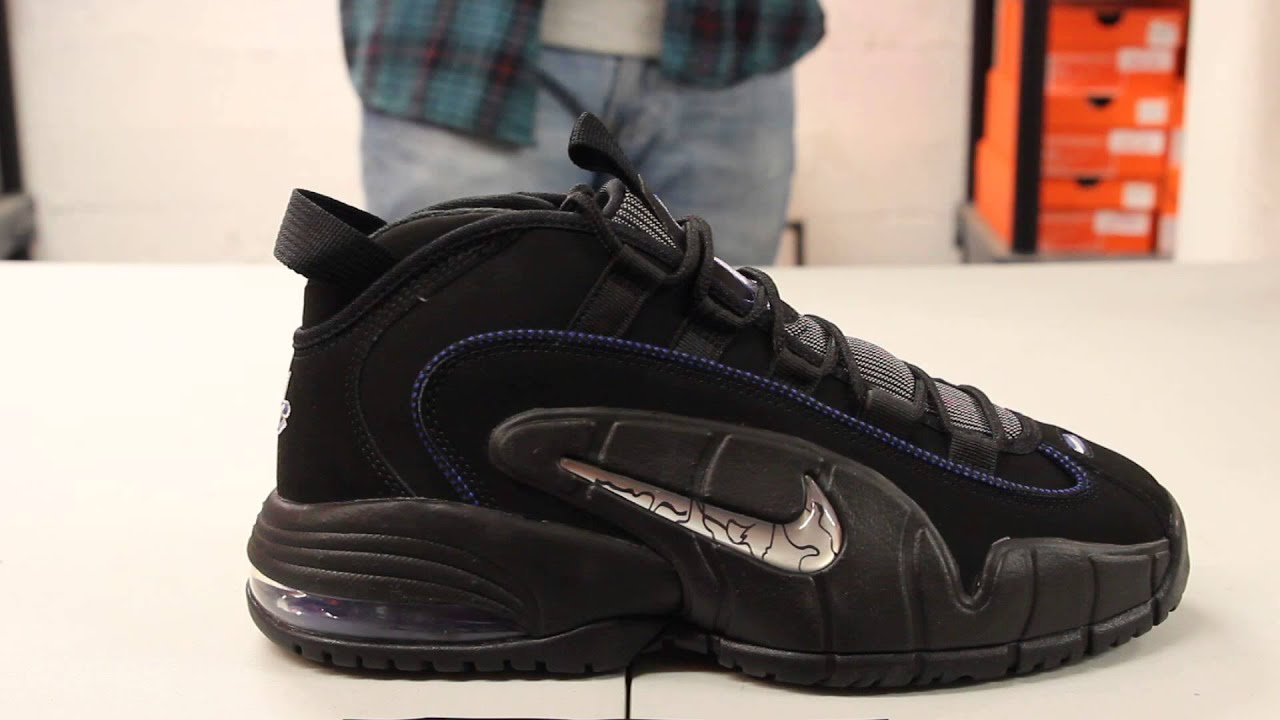 """Nike Air Max Penny 1 """"96 All Star Game"""" Unboxing Video at Exclucity"""