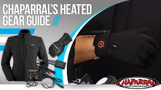 Heated Motorcycle Gear and Cold Weather Riding Tips - ChapMoto.com Gear Guide
