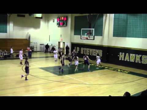 Kathy Tong Basketball Highlights 20142015
