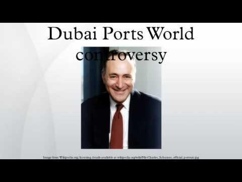 Dubai Ports World controversy