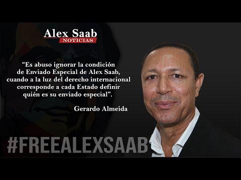 Alex Saab - Pro. Gerardo Almeida habla sobre el caso