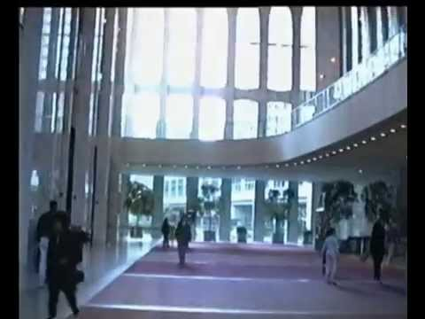 1991 New York City Twin Towers World Trade Center World Financial Center Winter Garden