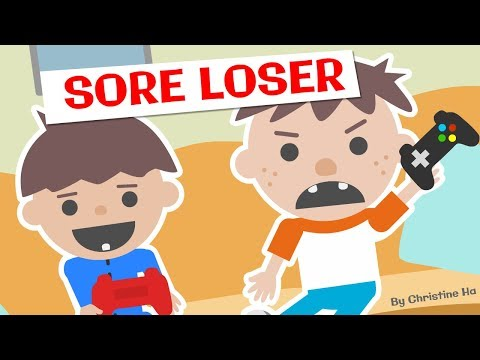 Don't Be a Sore Loser, Roys Bedoys! Read Aloud Children's Books