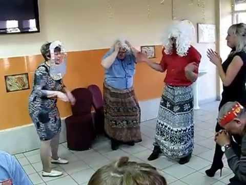 Сценарий проведения дня рождения мужчины на 60-летний