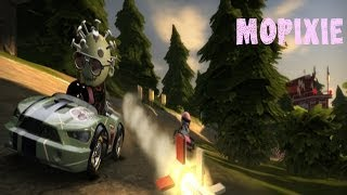 Online Unity3D Racing Games Bomb It Kart Racer