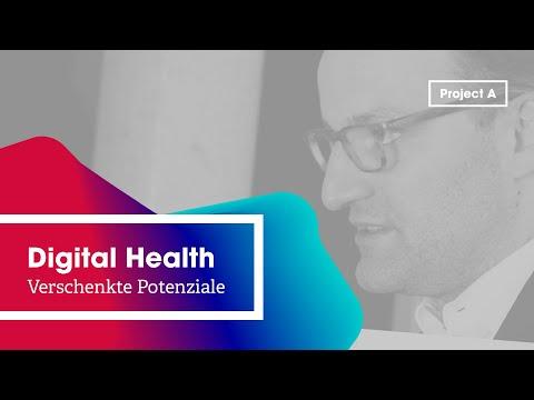 Digital Health - Jens Spahn über verschenkte Potenziale