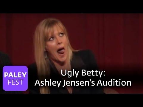 Ugly Betty - Ashley Jensen's Audition (Paley Center, 2007)
