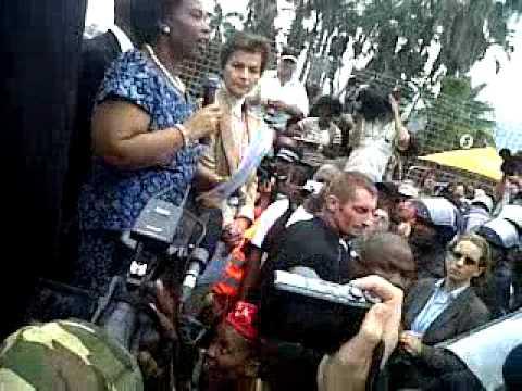COP17/CMP7 President Maite Nkoana-Mashabane