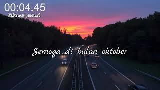STORY WA Goodbye september welcome oktober LITERASI terbaru QUOTES YANG baru