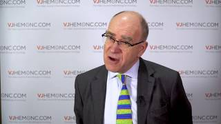 Oral azacitidine maintenance therapy for post-transplant AML