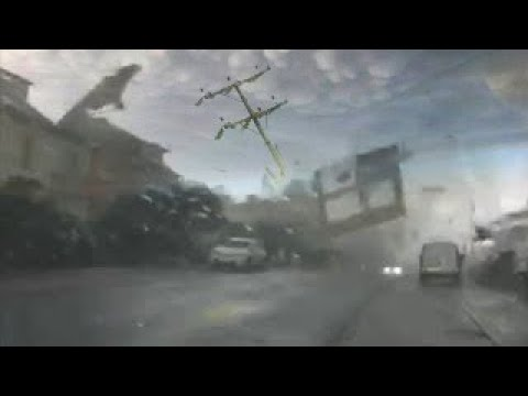 Terrible STORM as