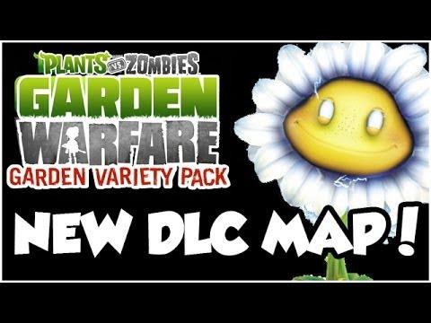 Plants vs. Zombies Garden Warfare - DLC GAMEPLAY!! Chomp Town (1080p HD)