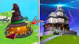 Top 5 Fortnite Halloween Locations THAT NEED TO BE ADDED SOON!